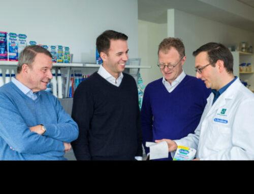 Nils Beckmann verstärkt als Vertreter der 4. Generation das Unternehmen